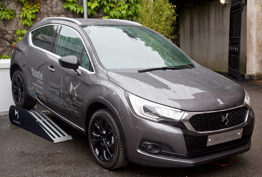 New DS 4 Crossback